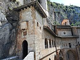 Holy Monastery of the Great Cave
