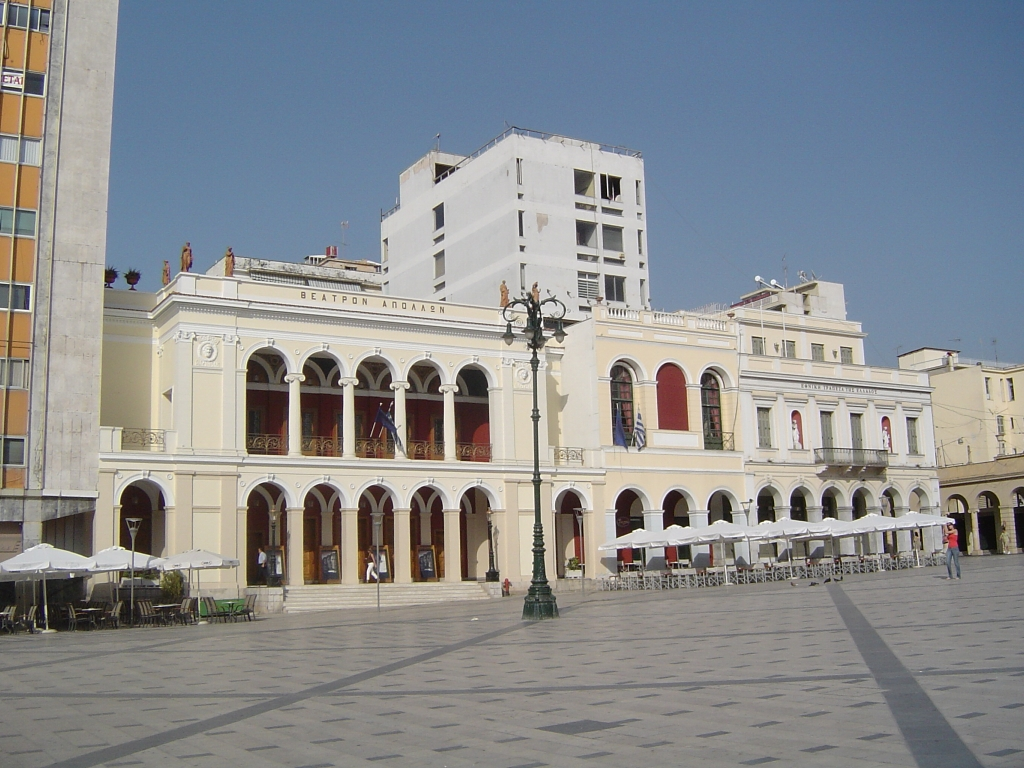 Municipal Theater Apollon